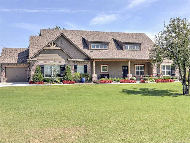 Single Family for Sale at 2619 E 161st Street S Bixby, Oklahoma 74008 United States
