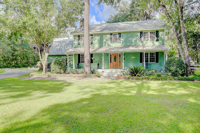 Single Family for Sale at 1730 Fernhill Drive Johns Island, South Carolina 29455 United States