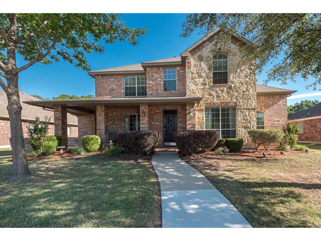 Single Family for Sale at 7813 Westover Drive Rowlett, Texas 75089 United States