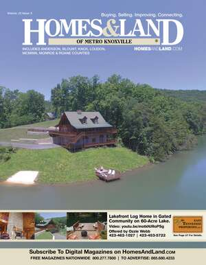 HOMES & LAND Magazine Cover. Vol. 22, Issue 05, Page 27.