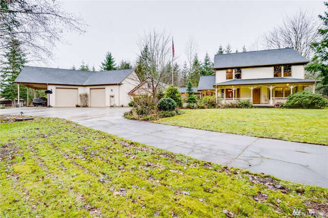 Single Family for Sale at 810 308th St S Roy, Washington 98580 United States