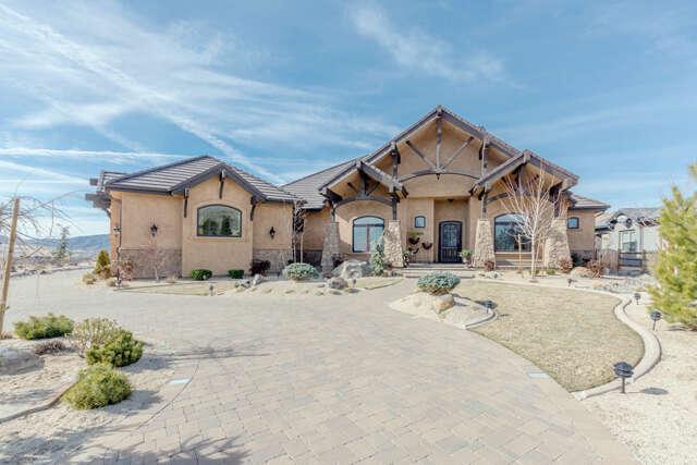 Single Family for Sale at 2185 Back Nine Ct Reno, Nevada 89523 United States