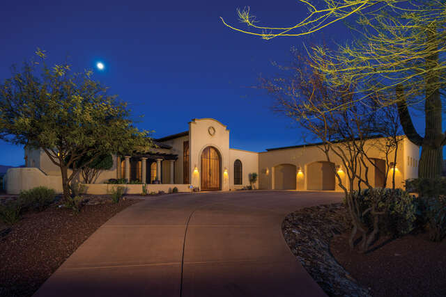 Single Family for Sale at 8665 S Triangle L Ranch Place Vail, Arizona 85641 United States