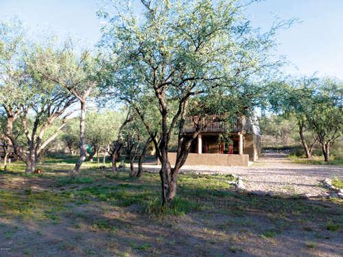 Single Family for Sale at 21 Franklin Lane Sonoita, Arizona 85637 United States