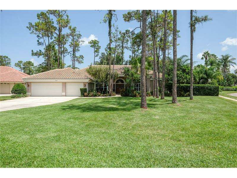 Single Family for Sale at 4969 Stoneleigh Place Oldsmar, Florida 34677 United States