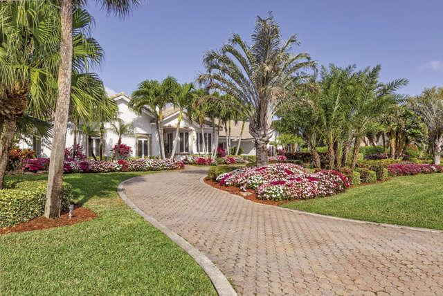 Single Family for Sale at 17583 Fieldbrook Circle Boca Raton, Florida 33496 United States