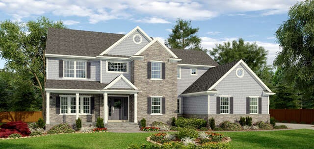 Single Family for Sale at 1 Princess Court Howell, New Jersey 07731 United States
