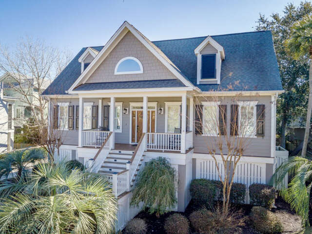 Single Family for Sale at 3008 Hartnett Blvd Isle Of Palms, South Carolina 29451 United States