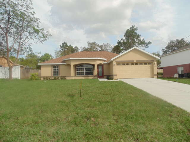 Featured Property in SPRING HILL, FL, 34609