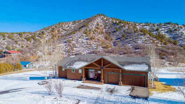 Single Family for Sale at 157 Meadow Wood Road Glenwood Springs, Colorado 81601 United States