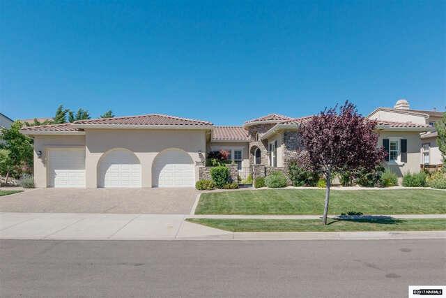 Single Family for Sale at 8695 Tom Kite Trail Reno, Nevada 89523 United States