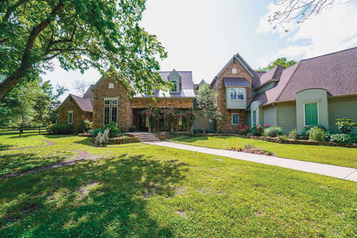 Single Family for Sale at 5127 Harris Woods Trace Fulshear, Texas 77441 United States