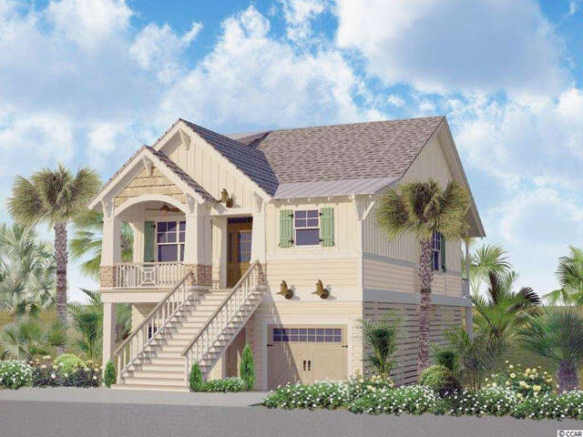 Single Family for Sale at 15 Ocean Village Drive Myrtle Beach, South Carolina 29577 United States