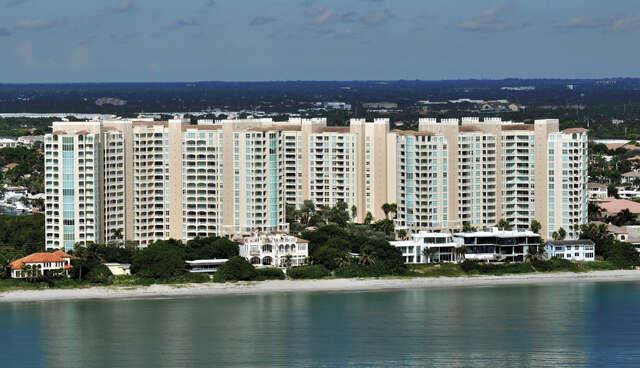 Condominium for Sale at 3740 S Ocean Boulevard #602 Highland Beach, Florida 33487 United States