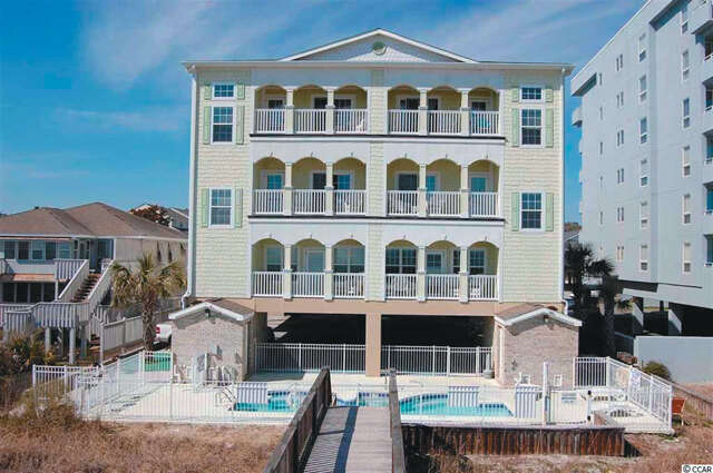 Multi Family for Sale at 931 S Ocean Blvd. North Myrtle Beach, South Carolina 29582 United States