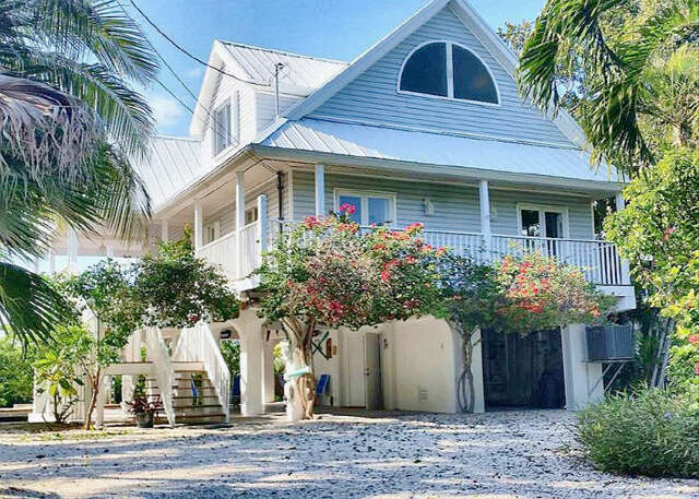 Single Family for Sale at 612 Blackbeard Road Little Torch Key, Florida 33042 United States