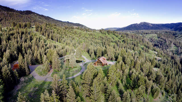 Single Family for Sale at Tbd Rock Creek Road Emigrant, Montana 59027 United States