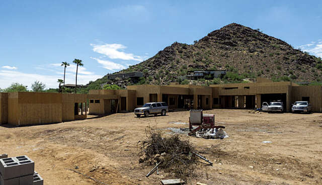 Single Family for Sale at 5420 E Royal Palm Road Paradise Valley, Arizona 85253 United States