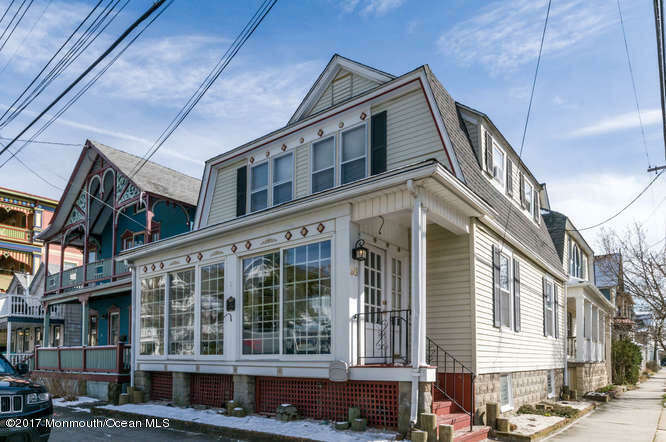 Single Family for Sale at 38 Webb Avenue Ocean Grove, New Jersey 07756 United States