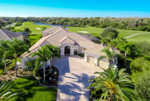 Single Family for Sale at 1419 Southpointe Court Melbourne, Florida 32940 United States