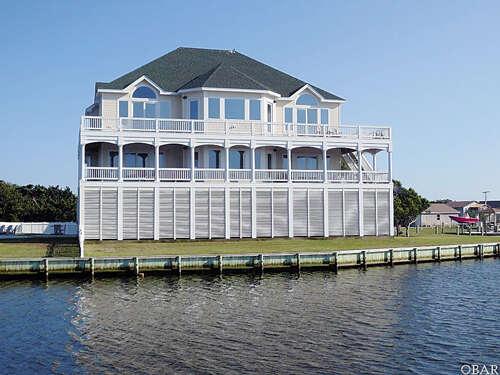 Single Family for Sale at 57170 Peerless Lane Hatteras, North Carolina 27943 United States