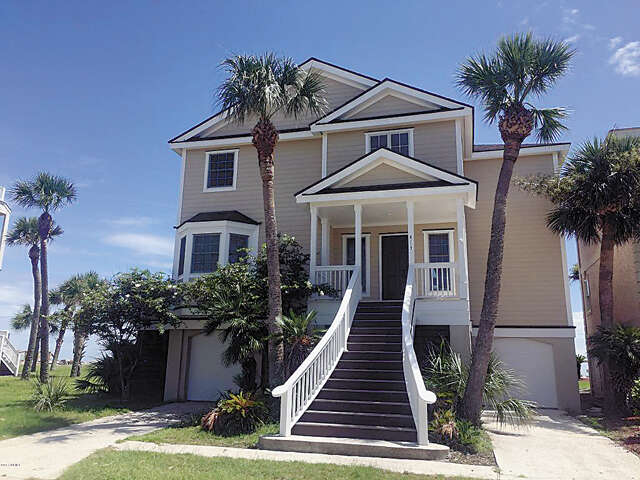 Single Family for Sale at 407 Ocean Point Lane Fripp Island, South Carolina 29920 United States