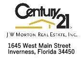 Century 21 J.W. Morton Real Estate Inc.