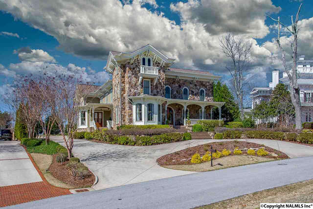 Single Family for Sale at 20 Ledge View Drive Huntsville, Alabama 35802 United States