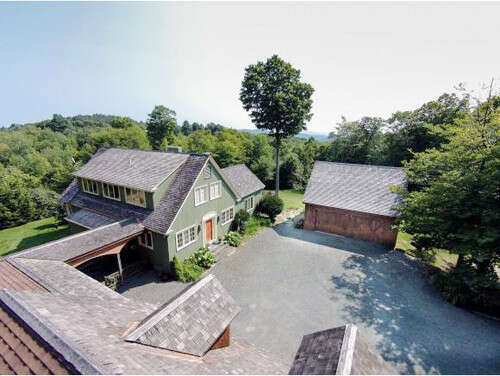 Single Family for Sale at 489 Hidden Ridge Road North Pomfret, Vermont 05053 United States