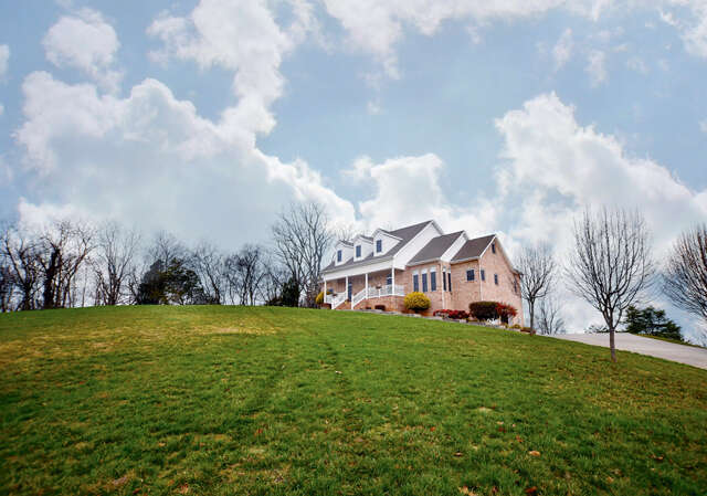 Single Family for Sale at 1258 Mountain View Church Road Jefferson City, Tennessee 37760 United States