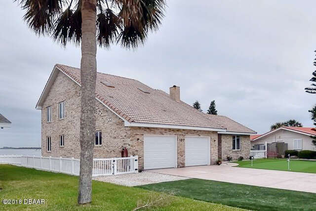 Single Family for Sale at 137 Anchor Drive Ponce Inlet, Florida 32127 United States