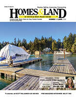 HOMES & LAND Magazine Cover. Vol. 36, Issue 05, Page 11.