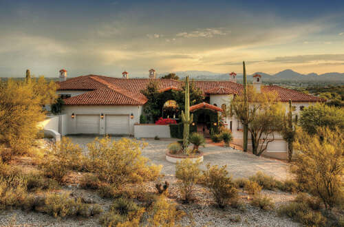 Single Family for Sale at 3540 E Calle Puerta De Acero Tucson, Arizona 85718 United States