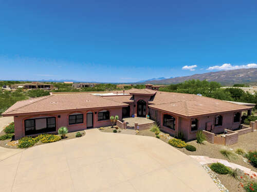 Single Family for Sale at 8420 S Long Bar Ranch Place Vail, Arizona 85641 United States