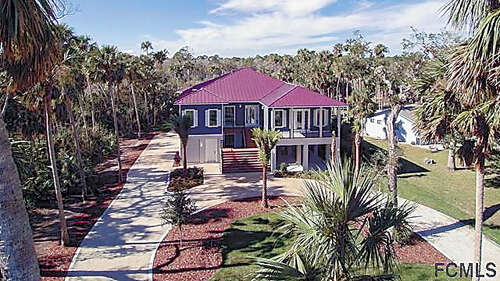 Single Family for Sale at 1351 Lambert Ave Flagler Beach, Florida 32136 United States