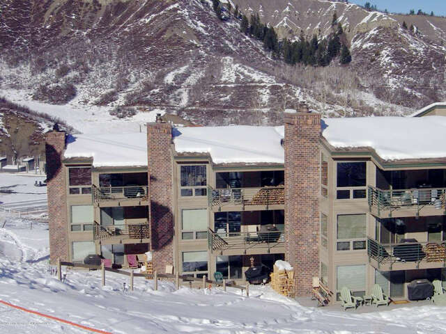 Condominium for Sale at 360 Wood Road Snowmass Village, Colorado 81615 United States