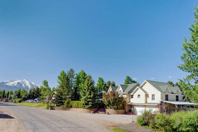 Single Family for Sale at 611 Cowen Drive Carbondale, Colorado 81623 United States