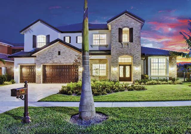 New Construction for Sale at 17623 Cadena Drive Boca Raton, Florida 33496 United States
