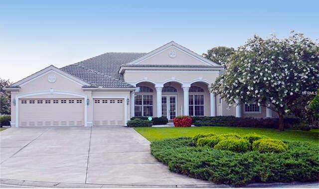 Single Family for Sale at 1617 Jacana Court Nokomis, Florida 34275 United States