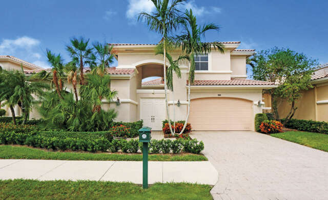 Single Family for Sale at 1111 Grand Cay Drive Palm Beach Gardens, Florida 33418 United States
