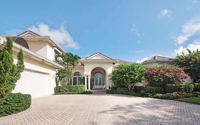 Single Family for Sale at 4252 Bocaire Boulevard Boca Raton, Florida 33487 United States