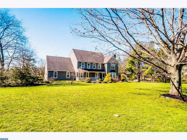 Single Family for Sale at 15 W Shore Drive Pennington, New Jersey 08534 United States