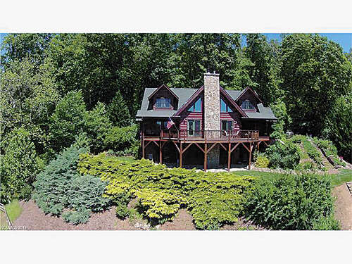 Single Family for Sale at 95 Phoenix Way Waynesville, North Carolina 28785 United States