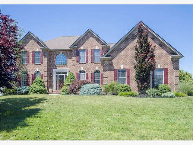 Single Family for Sale at 3147 Broadmoor Drive Center Valley, Pennsylvania 18034 United States