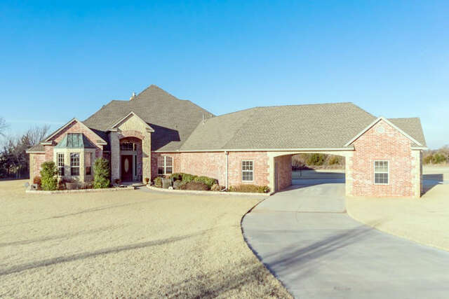 Real Estate for Sale, ListingId:43330500, location: 1906 Quail Creek Drive Norman 73026