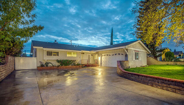 Single Family for Sale at 17220 Flanders Street Granada Hills, California 91344 United States