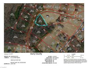 Land for Sale, ListingId:42780230, location: 00 Lacy Drive Mt Airy 27030