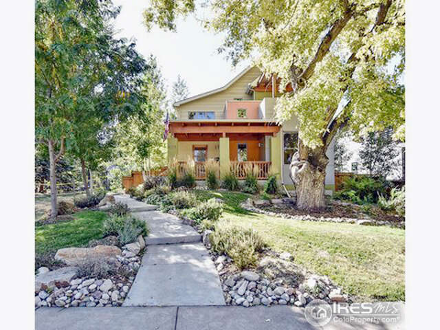 Single Family for Sale at 425 Wood St Fort Collins, Colorado 80521 United States