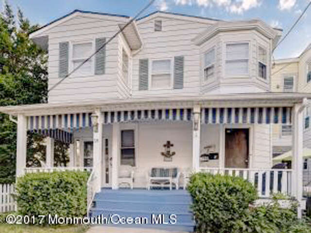Single Family for Sale at 38 Pitman Ave Ocean Grove, New Jersey 07756 United States