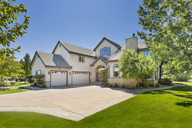 Single Family for Sale at 2449 Genoa Aspen Drive Genoa, Nevada 89411 United States